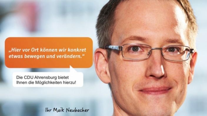 Maik Neubacher